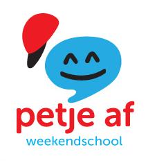 petjeaf weekendschool logo